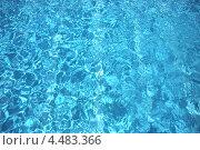 Голубая вода. Стоковое фото, фотограф Сергей Аряев / Фотобанк Лори