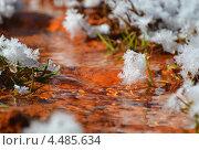 Купить «Долина Нарзанов. Приэльбрусье, Кавказ», фото № 4485634, снято 6 марта 2013 г. (c) Юлия Сагитова / Фотобанк Лори