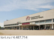 Третьяковская галерея на Крымском Валу в Москве (2011 год). Редакционное фото, фотограф stargal / Фотобанк Лори