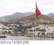 Купить «Бодрум, Турция», фото № 4503238, снято 24 сентября 2006 г. (c) Александр Леденев / Фотобанк Лори