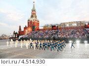 Купить «Международный фестиваль военной музыки «Спасская башня». 31 августа 2011 года», фото № 4514930, снято 31 августа 2011 г. (c) Losevsky Pavel / Фотобанк Лори