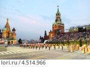 Купить «Международный фестиваль военной музыки «Спасская башня». 31 августа 2011г.», фото № 4514966, снято 31 августа 2011 г. (c) Losevsky Pavel / Фотобанк Лори