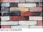 Кирпичная стена. Стоковое фото, фотограф Алексей Егоров / Фотобанк Лори