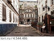 Улица Москвы (2012 год). Редакционное фото, фотограф Ольга Романова / Фотобанк Лори