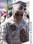 Мумия (2013 год). Стоковое фото, фотограф light / Фотобанк Лори