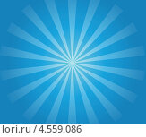 Звезда на голубом фоне. Стоковая иллюстрация, иллюстратор Lasse Kristensen / Фотобанк Лори