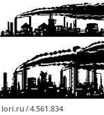 Купить «Промышленность», иллюстрация № 4561834 (c) Сергей Скрыль / Фотобанк Лори