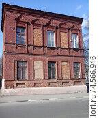 Старое здание. Стоковое фото, фотограф Дмитрий Саринов / Фотобанк Лори