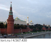 Москва. Кремль. (2009 год). Редакционное фото, фотограф Анна Демьяненко / Фотобанк Лори
