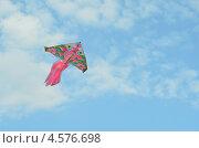 Летающий змей (2013 год). Редакционное фото, фотограф Липунов Леван / Фотобанк Лори