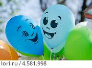 Шарики. Стоковое фото, фотограф Игорь Алиев / Фотобанк Лори