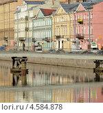 Купить «Санкт-Петербург. Река Фонтанка», эксклюзивное фото № 4584878, снято 2 мая 2013 г. (c) Александр Алексеев / Фотобанк Лори