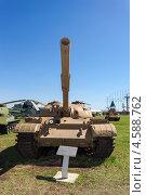 Купить «Средний танк Т-62», фото № 4588762, снято 2 мая 2013 г. (c) FotograFF / Фотобанк Лори