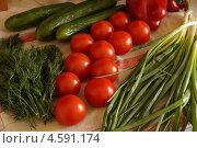 Овощи. Стоковое фото, фотограф Алексей Немчинов / Фотобанк Лори