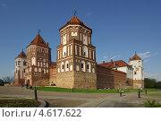 Купить «Мирский замок, Беларусь», фото № 4617622, снято 5 мая 2013 г. (c) Natalya Sidorova / Фотобанк Лори