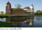 Купить «Мирский замок, Беларусь», фото № 4618274, снято 5 мая 2013 г. (c) Natalya Sidorova / Фотобанк Лори