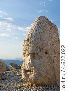 Купить «Статуи на горе Немрут в Турции», фото № 4622022, снято 19 августа 2008 г. (c) Stockphoto / Фотобанк Лори