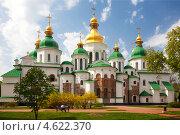 Купить «Софийский собор в Киеве», фото № 4622370, снято 5 мая 2013 г. (c) Наталья Волкова / Фотобанк Лори
