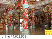 Китайский храм. Стоковое фото, фотограф Паюсова Светлана / Фотобанк Лори