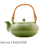 Купить «Зеленый чайник», фото № 4633918, снято 13 августа 2010 г. (c) Елена Архангельская / Фотобанк Лори
