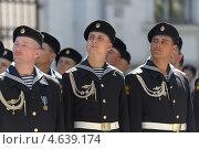Купить «Парад в честь Дня Победы в Севастополе, 9 мая 2013 года», фото № 4639174, снято 9 мая 2013 г. (c) Stockphoto / Фотобанк Лори