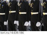 Купить «Парад в честь Дня Победы в Севастополе, 9 мая 2013 года», фото № 4639186, снято 9 мая 2013 г. (c) Stockphoto / Фотобанк Лори