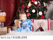 Купить «Звонок Деду Морозу», фото № 4646694, снято 23 декабря 2012 г. (c) Литвяк Игорь / Фотобанк Лори