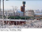 Железнодорожная станция Узуново (2010 год). Редакционное фото, фотограф Алексей Волхонский / Фотобанк Лори