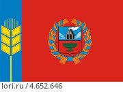 Купить «Флаг Алтайского края», иллюстрация № 4652646 (c) VectorImages / Фотобанк Лори