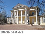 Летний дом графа Орлова, Нескучный сад, Москва (2013 год). Стоковое фото, фотограф lana1501 / Фотобанк Лори