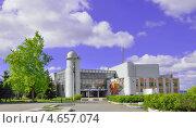 Дворец детского (юношеского) творчества. Ижевск (2013 год). Стоковое фото, фотограф Agnes Chvankova / Фотобанк Лори