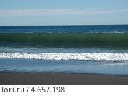 Купить «Халактырский пляж. Камчатка. Тихий океан.», фото № 4657198, снято 15 сентября 2005 г. (c) Петроченко Мария Петровна / Фотобанк Лори