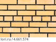 Кирпичная стена. Стоковое фото, фотограф Анастасия Новикова / Фотобанк Лори