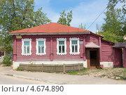 Литературно-мемориальный музей И. Бунина в г. Елец (2013 год). Редакционное фото, фотограф Dmitry Burlakov / Фотобанк Лори