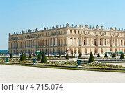 Большой Версальский дворец. Франция (2012 год). Редакционное фото, фотограф юлия заблоцкая / Фотобанк Лори