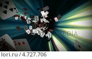 Купить «GAMBLING DEBT», видеоролик № 4727706, снято 24 июля 2019 г. (c) Wavebreak Media / Фотобанк Лори