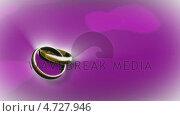 Купить «3D Animation of a Wedding Ring», видеоролик № 4727946, снято 22 июля 2019 г. (c) Wavebreak Media / Фотобанк Лори