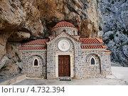 Православная церковь на острове Крит. Стоковое фото, фотограф Анатолий Баранов / Фотобанк Лори