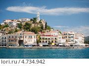 Остров Порос, Греция (2013 год). Редакционное фото, фотограф Оксана Чорная / Фотобанк Лори