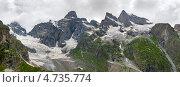 Далар, Западный Кавказ. Стоковое фото, фотограф Дмитрий Лифанов / Фотобанк Лори