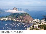 Сахарная голова в Рио (2013 год). Стоковое фото, фотограф Михаил Мандрыгин / Фотобанк Лори