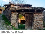 Деревня (2013 год). Стоковое фото, фотограф Мартин Кърнолски / Фотобанк Лори