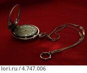 Старые часы. Стоковое фото, фотограф Вячеслав Андреев / Фотобанк Лори