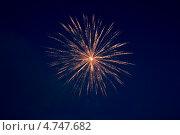 Фейерверк. Стоковое фото, фотограф Анастасия Новикова / Фотобанк Лори