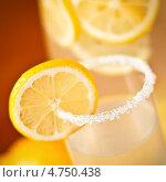 Купить «Стакан лимонада», фото № 4750438, снято 29 июля 2011 г. (c) Анастасия Мелешкина / Фотобанк Лори