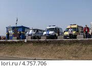 Купить «На страже порядка», фото № 4757706, снято 9 мая 2013 г. (c) Корнилова Светлана / Фотобанк Лори