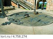Купить «Колодец Мирского замка, деталь», фото № 4758274, снято 6 июня 2013 г. (c) Инна Грязнова / Фотобанк Лори