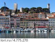 Купить «Канны, Франция», фото № 4775270, снято 21 января 2013 г. (c) Евгения Фашаян / Фотобанк Лори