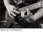 Купить «Гитарное соло», фото № 4792810, снято 12 июля 2008 г. (c) Иван Михайлов / Фотобанк Лори