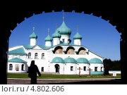 Купить «Александро-Свирский монастырь», фото № 4802606, снято 22 июня 2013 г. (c) Ямаш Андрей / Фотобанк Лори